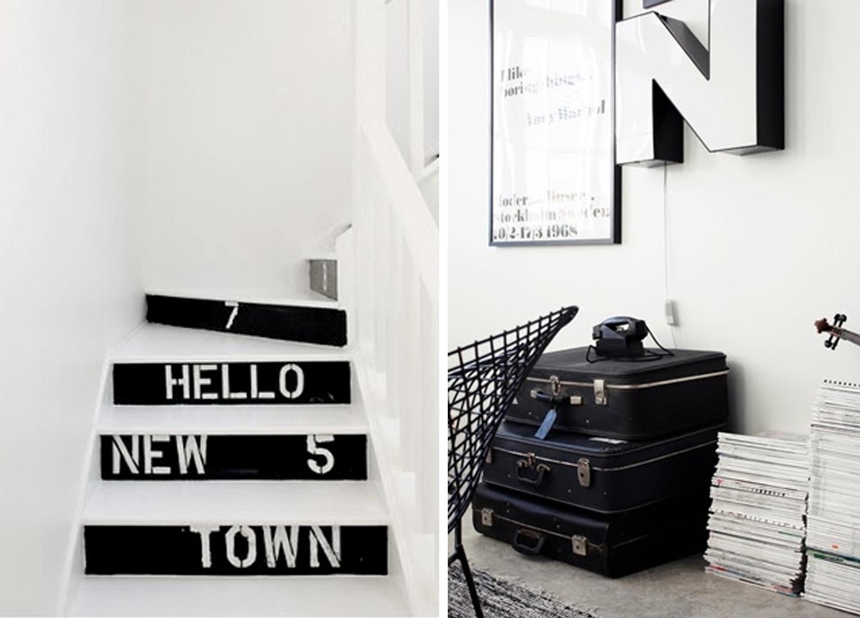 Afgestoft: Interieur | letters