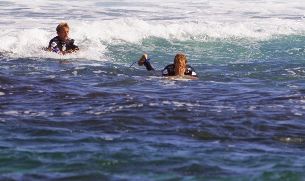 Foto ASP Kirstin Scholtz Drug Aware Margaret River Pro bede durgidge
