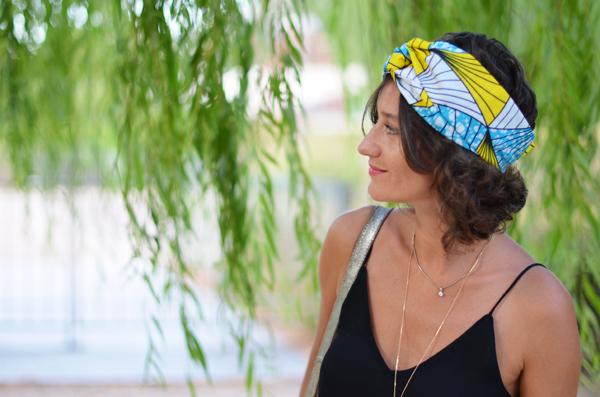 Magazelles turban Asmara
