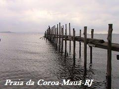Caminha na Trilha-Praia da Coroa-Mauá
