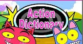 Action dictionary