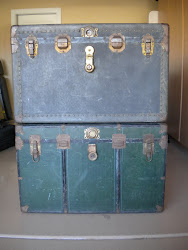 steamer trunks...SOLD