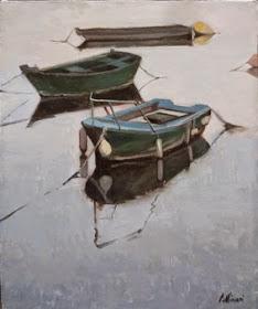Paysages et marines par Régis Pettinari