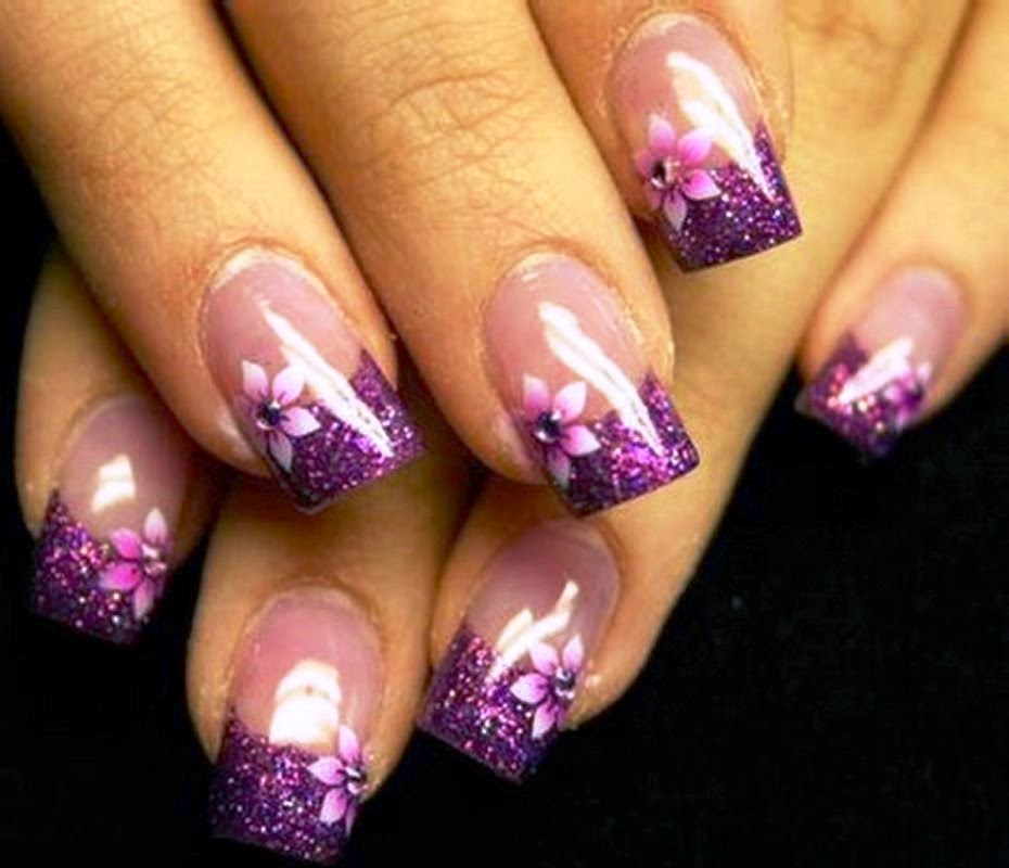 Outstanding Nail Art Designs For Short Nails Tumblr Collection ...
