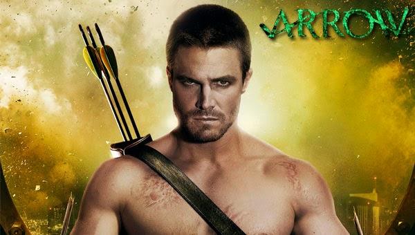 Stephen Amell - Arrow Season 3