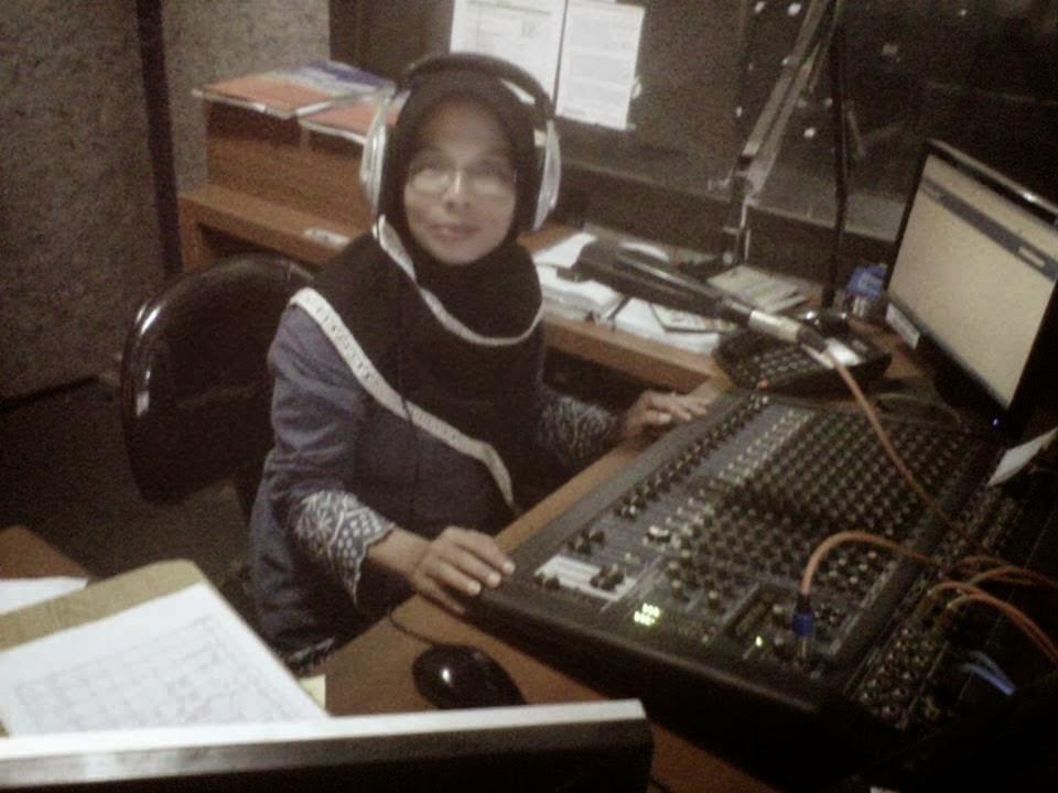 Siaran Radio di Cinde FM Indramayu