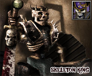 Skeleton King Item Build