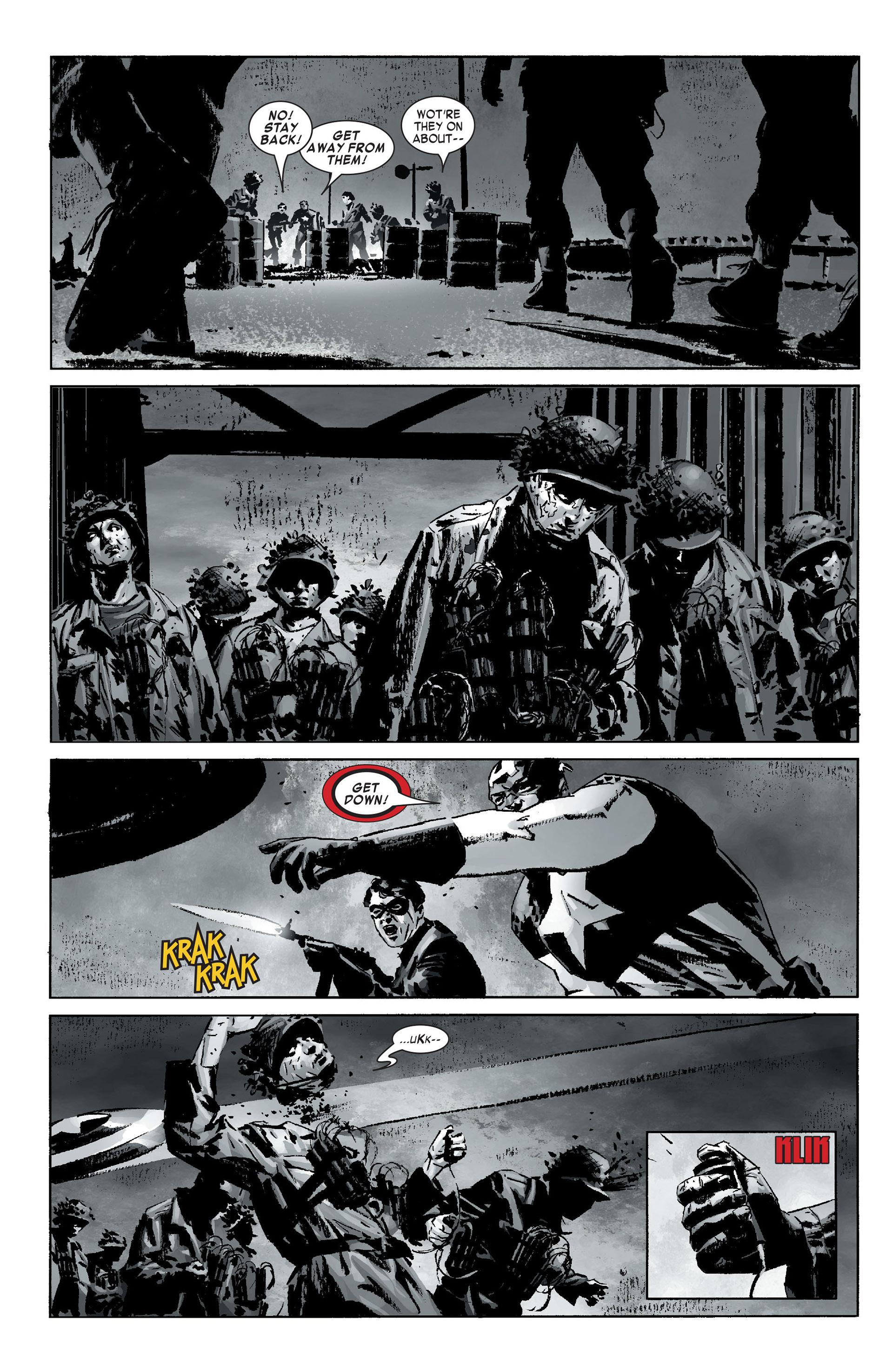 Captain America (2005) Issue #12 #12 - English 20