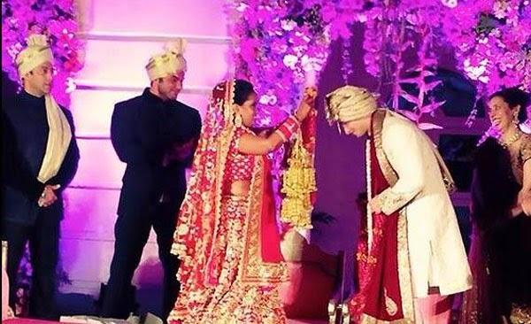 Salman's Sister Arpita Khan's Wedding Gallery