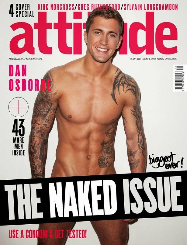 Dan Osborne Attitude