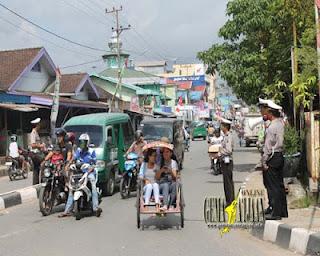 Polres Kotabaru Gelar Ops Ketupat Intan 2012