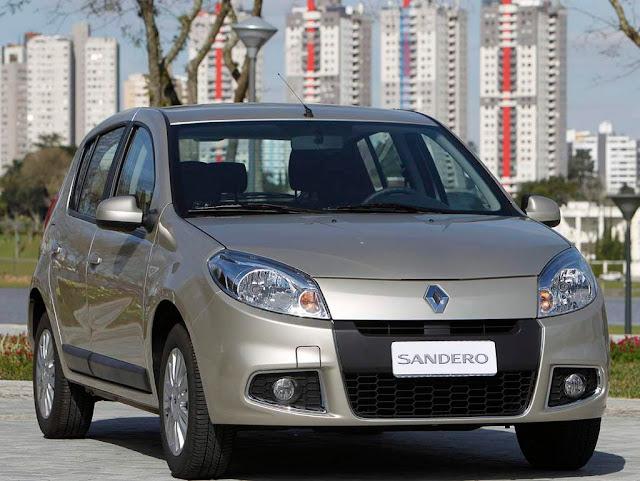 Renault Sandero 2013