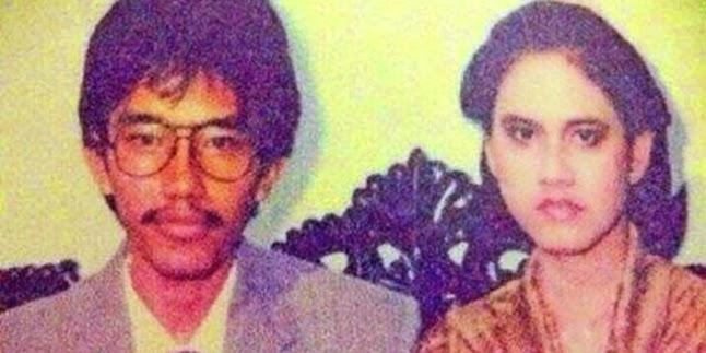 Jokowi-Iriana: Cincin pernikahan senilai Rp24 ribu
