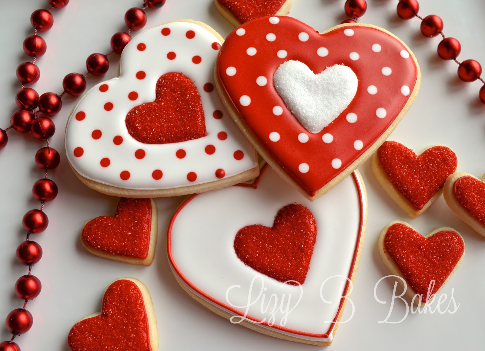Valentines Cookies Lizy B: Take A ...