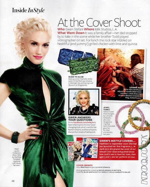 Gwen Stefan November 2011