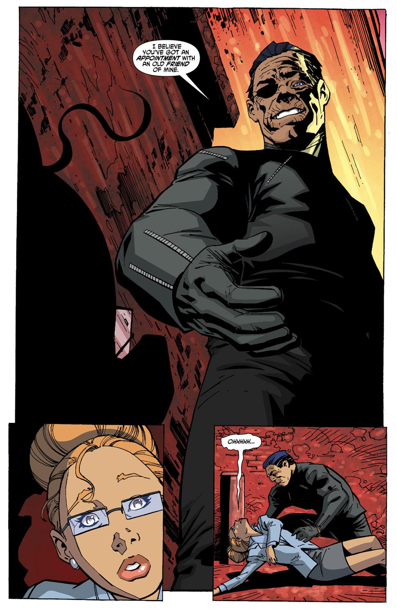 Batman Beyond (2010) Issue #5 #5 - English 12