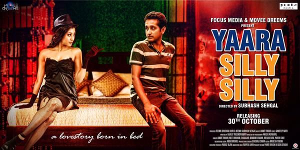 full cast and crew of bollywood movie Yaara Silly Silly! wiki, story, poster, trailer ft Paoli Dam, Parambrata Chatterjee