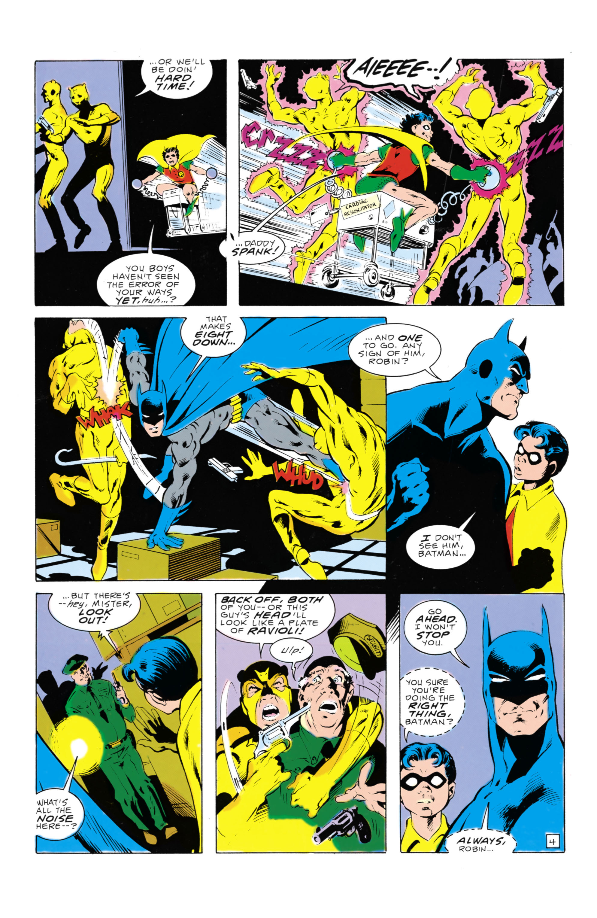 Detective Comics (1937) Issue #569 Page 5