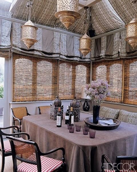 تصميمات رائعه لغرف المعيشه المغربيه  Exquisite-moroccan-dining-room-designs-6