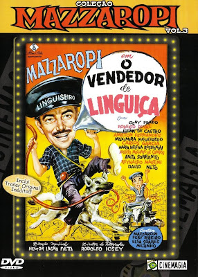 Mazzaropi: O Vendedor de Linguiça Download Filme