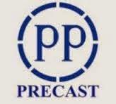 Logo PT PP Pracetak