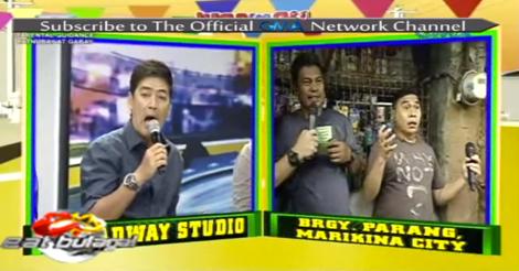 Juan for all, All for Juan Brgy. Parang Marikina City