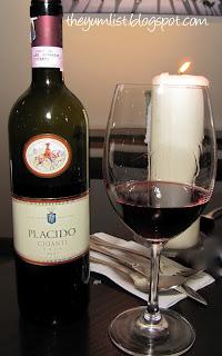 Italian, best restaurant, Delucca, Changkat Bukit Bintang, house wine