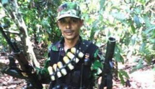 Polda Aceh Serang Lokasi Persembunyian Din Minimi