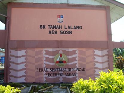 SK TANAH LALANG