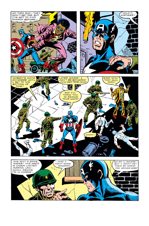 Captain America (1968) Issue #233 #148 - English 7