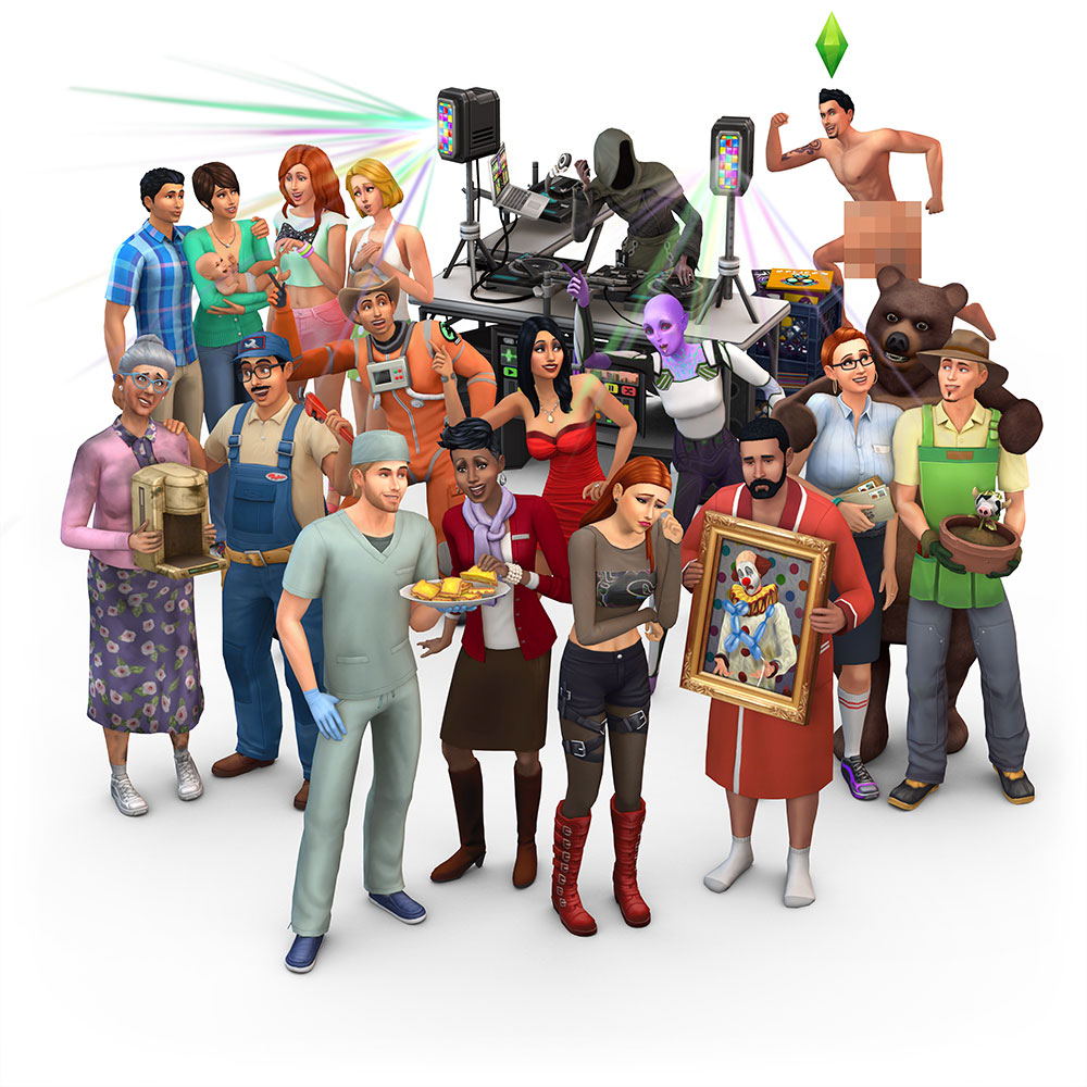 HAPPY 16 YEARS, SIMMERS!