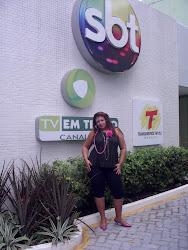 Palas no Sbt em Manaus