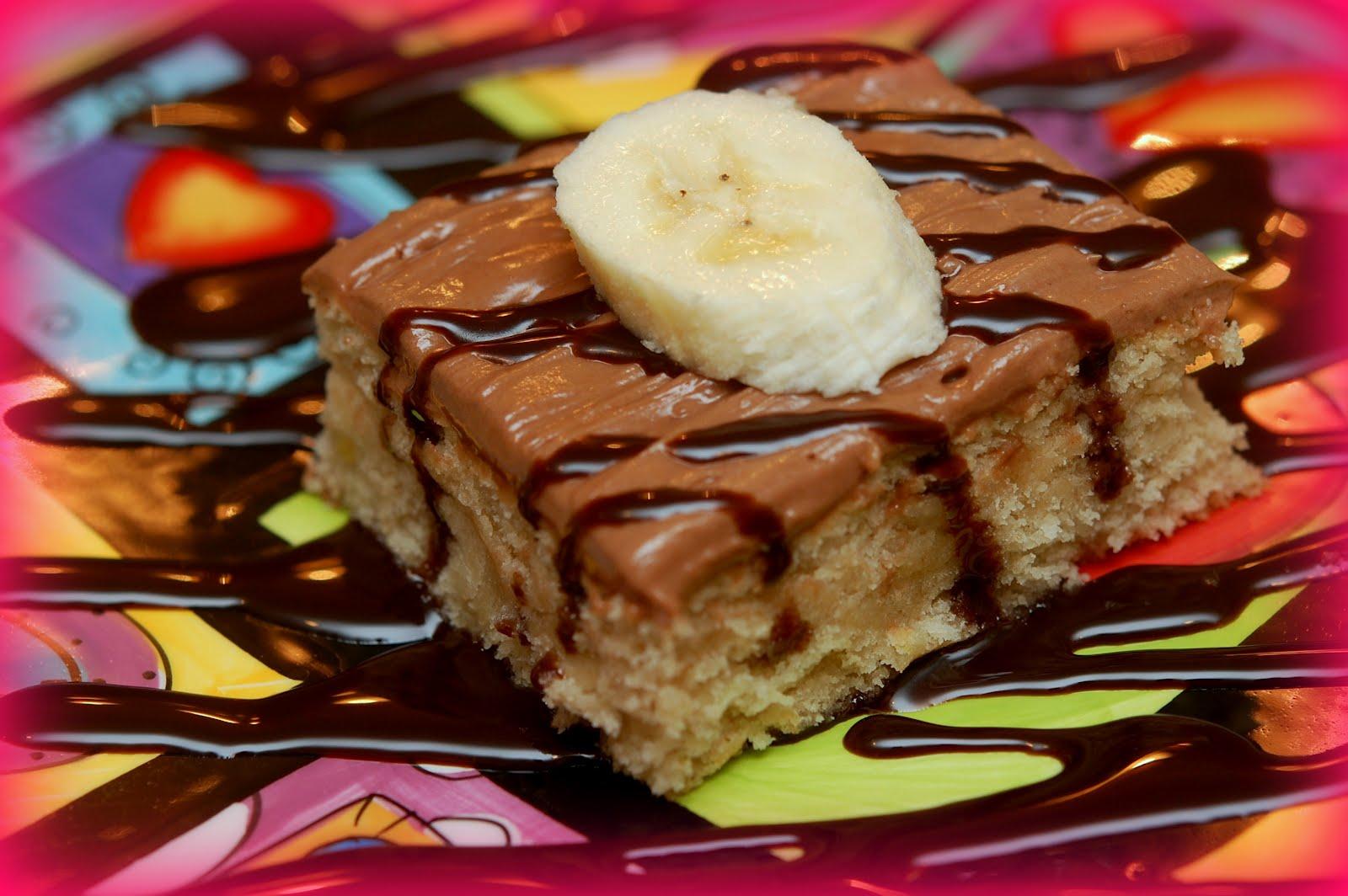 Recipe banana cookie bars
