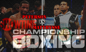 Peterson vs Matthysse