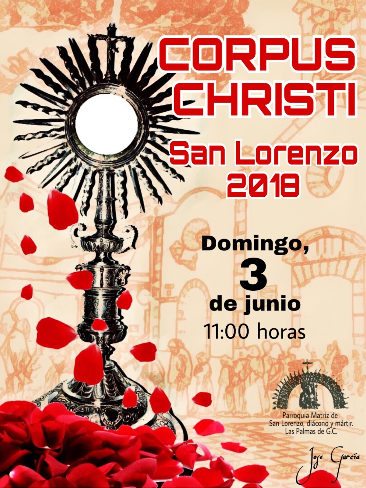 Corpus Christi 2018