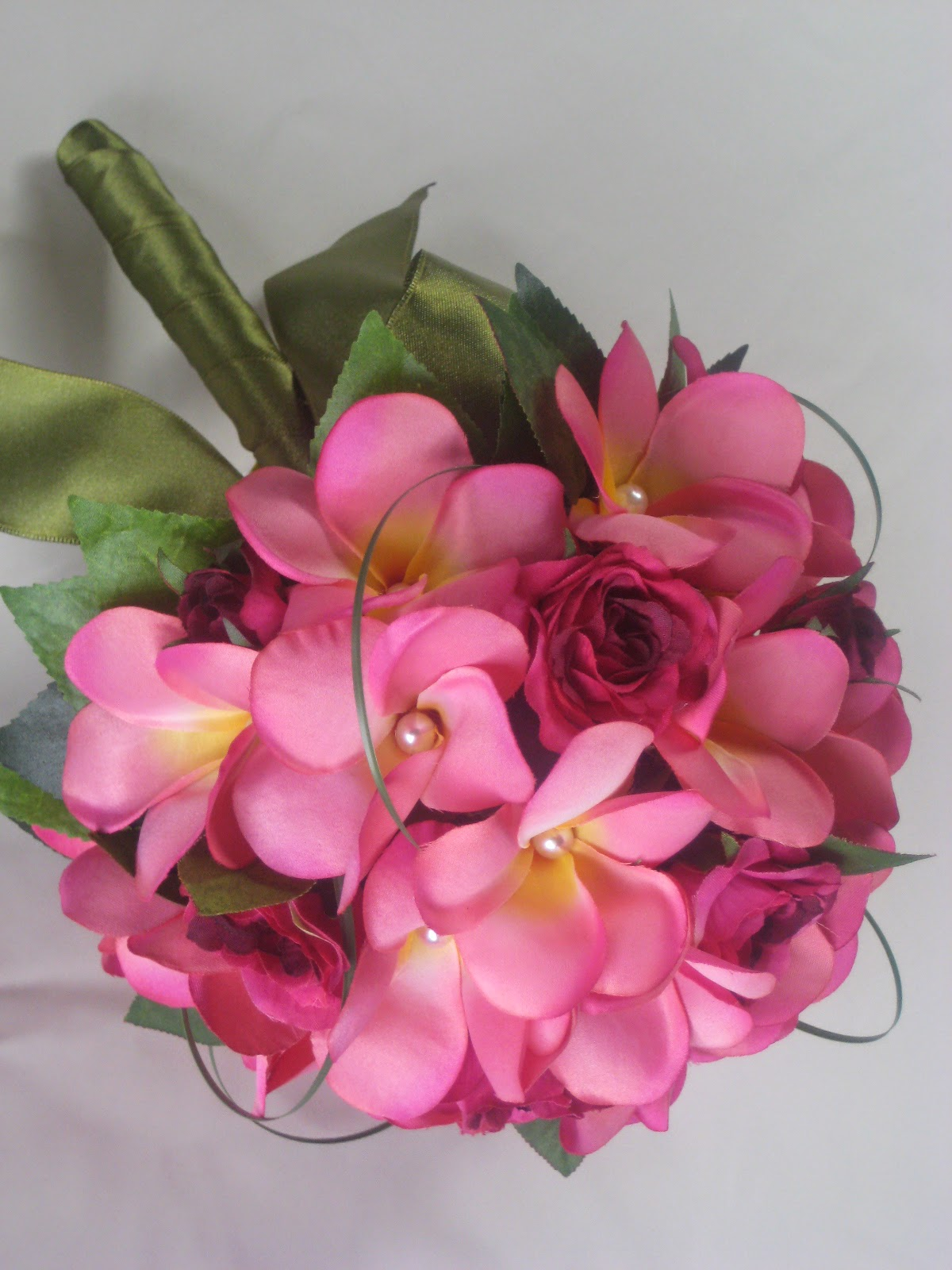 Artificial Wedding Flowers and Bouquets - Australia: Frangipani Special