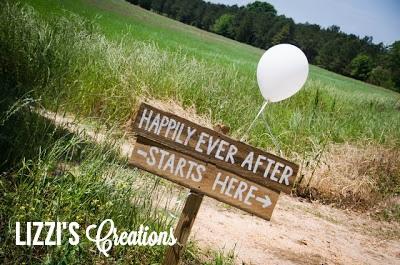 Project Wedding Diy Rustic Signs