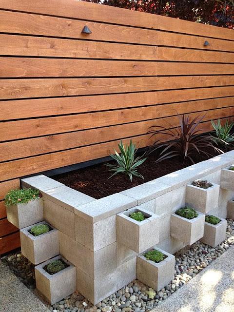 حوض النباتات للحديقة مصنوع بالياجور