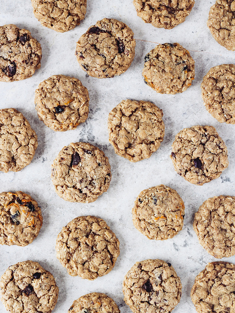 CUP OF JO: The Best Oatmeal Cookies