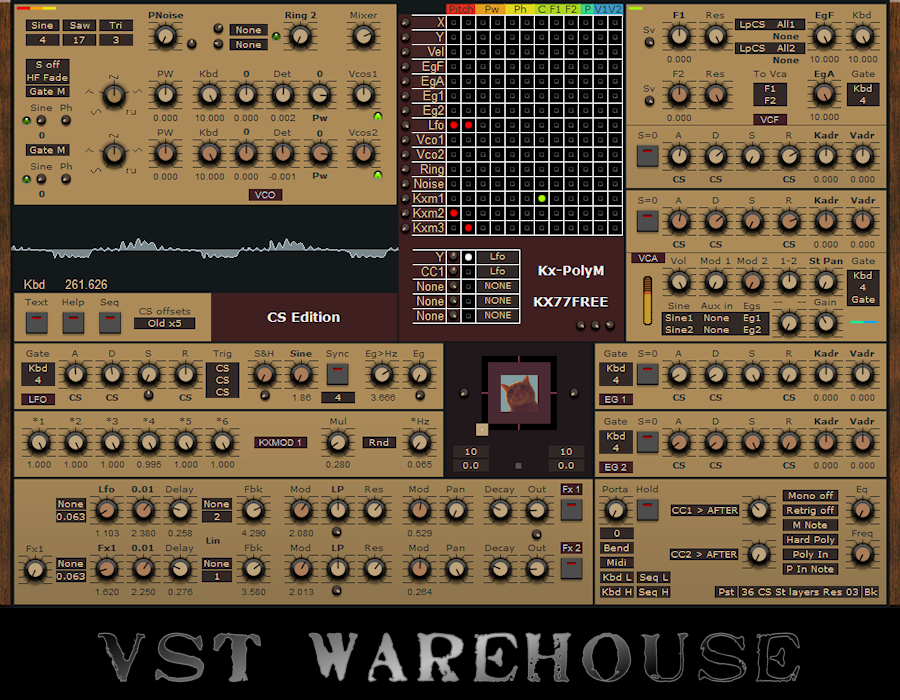 Image Result For Free Vst Warehouse