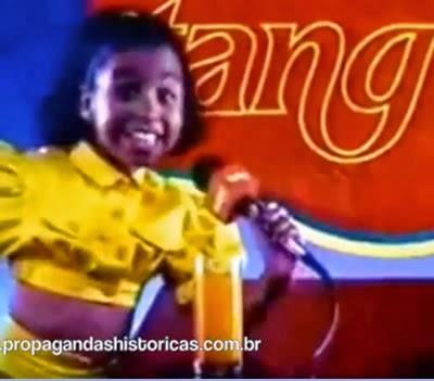 Propaganda do Tang de 1988 (De Pai para Filha).