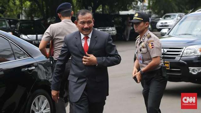 Terduga Teroris di Bekasi Berafiliasi dengan ISIS