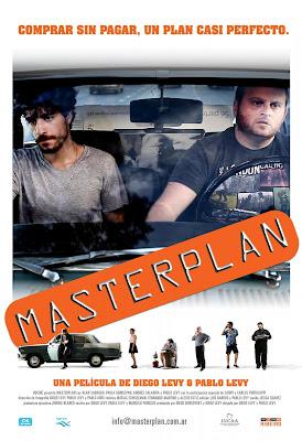 descargar Masterplan – DVDRIP LATINO