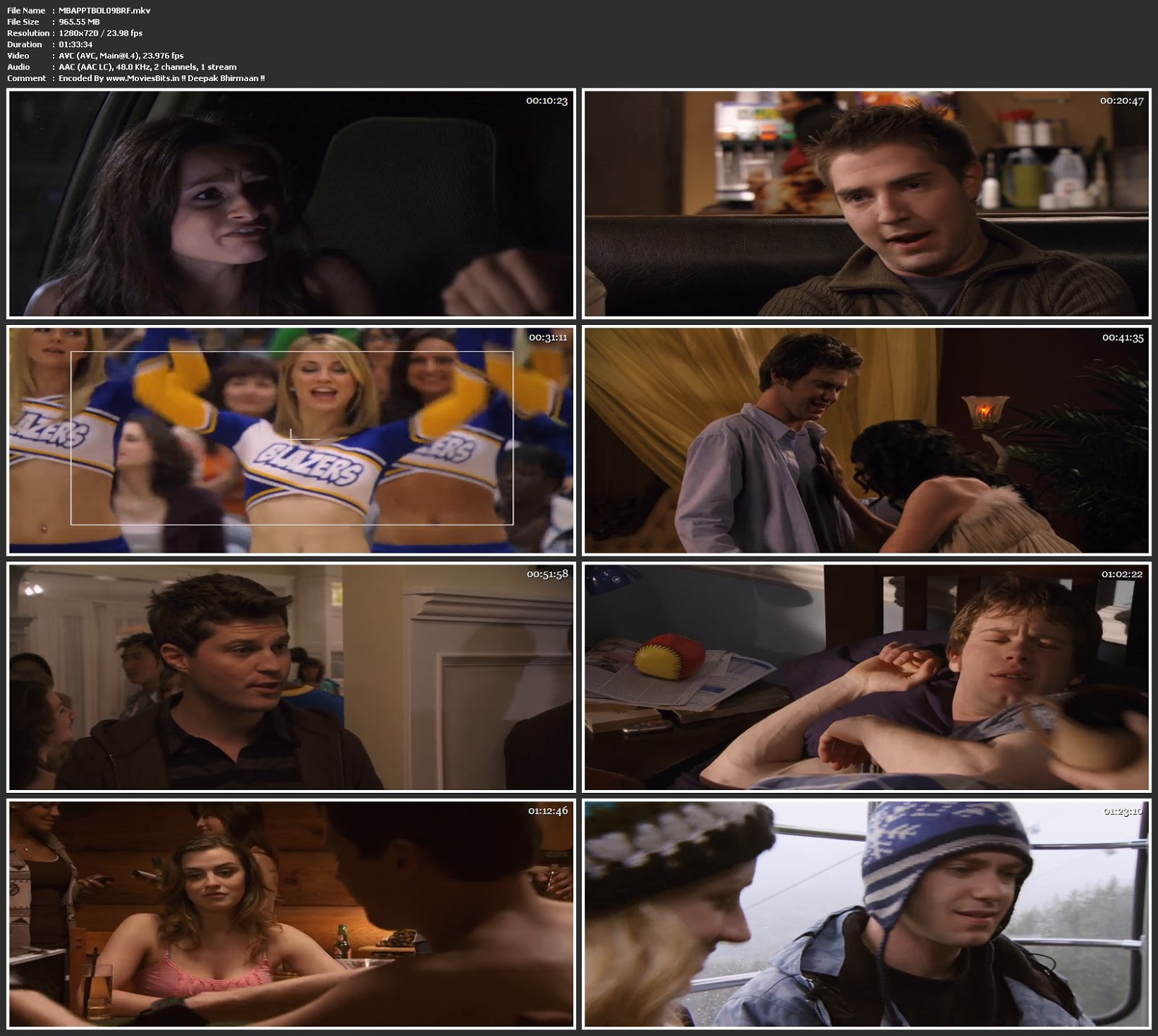 American pie book of love gif