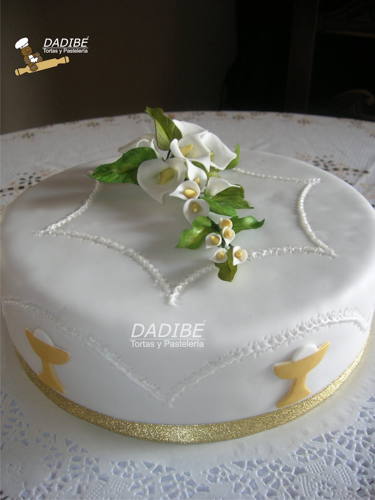 tortas de 1 comunion