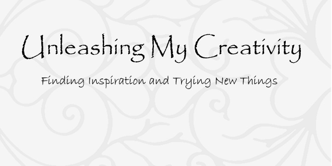 Unleashing My Creativity