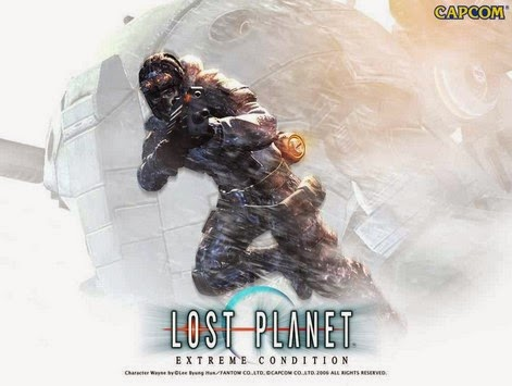 Lost Planet Extreme Condition Colonies