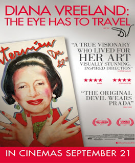 Diana Vreeland: The Eye Has to Travel Movie Download