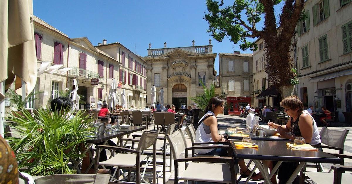 Avignone città del gusto
