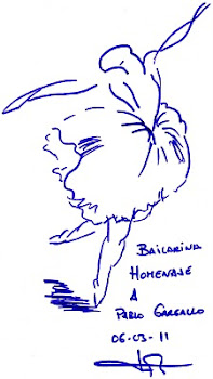 """""""Homenaje a Gargallo"""", por Paco de la Calle..."""